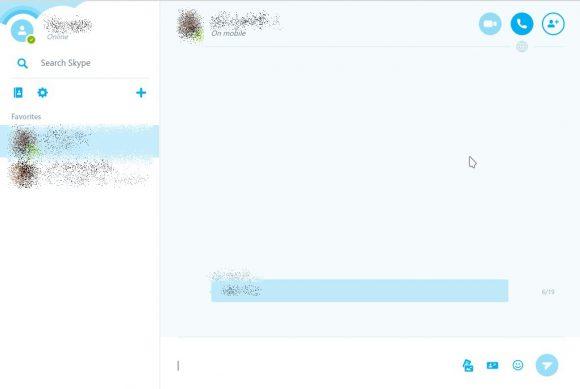 Skype für Linux Alpha