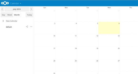 Kalender scheint den Eintrag nicht zu speichern