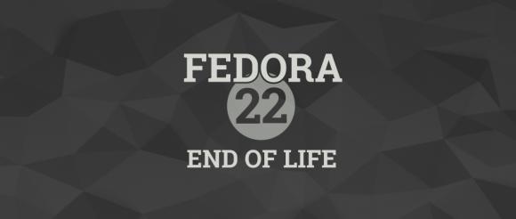 Fedora 22 wird nicht mehr länger unterstützt (Quelle: fedoramagazine.org)