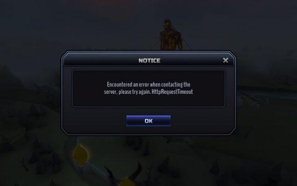 Immer wieder Fehler bei der Verbindung zum Server - danach startet das Spiel neu - das nervt!