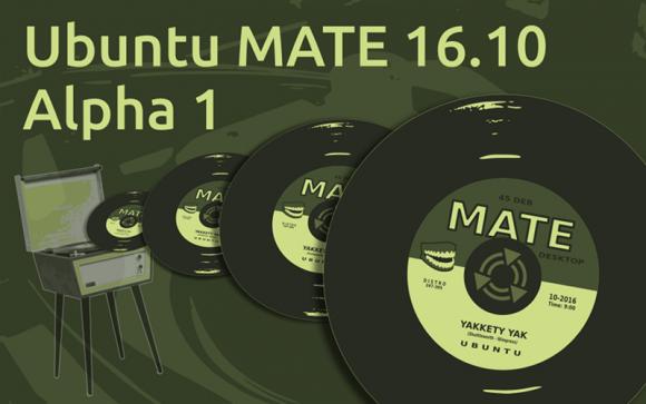 Ubuntu MATE 16.10 Alpha 1 (Quelle: ubuntu-mate.org)
