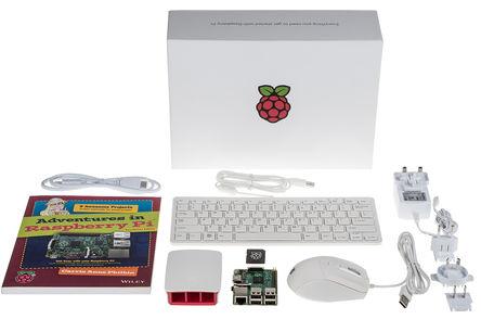Raspberry Pi Starter Kit (Quelle: raspberrypi.org)