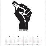Binäre Linux-Kalender für 2017 zum selbst ausdrucken (kostenlos)