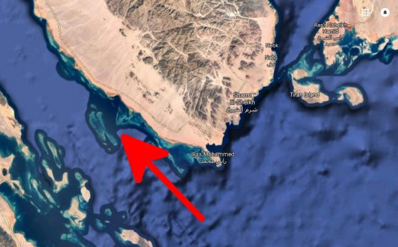 Das Wrack der Thistlegorm liegt in der Nähe von Sha'ab Ali