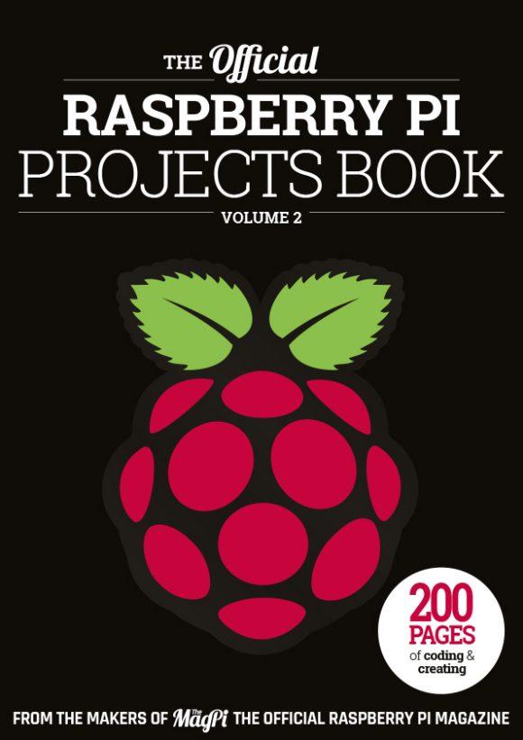 Raspberry Pi Projects Book 2 ist verfügbar