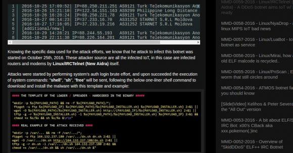 Bei Malware Must Die gibt es eine sehr detaillierte AnalyseBei Malware Must Die gibt es eine sehr detaillierte Analyse