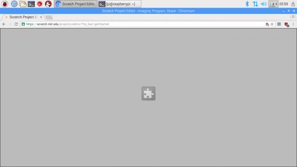 Chromium blockiert Flash per Standard