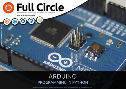 Full CIrcle Magazine 116 ist da