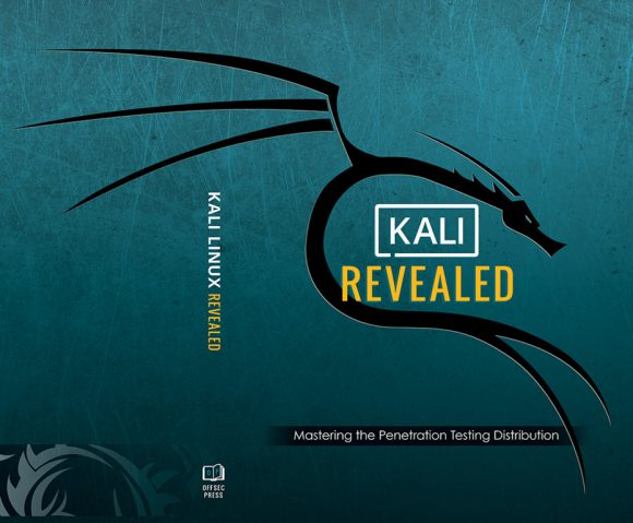 Kali Revealed (Quelle: kali.org)