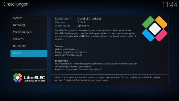 LibreELEC 8 Beta 1