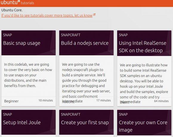 tutorials.ubuntu.com ist live
