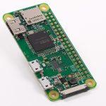 Raspberry Pi Zero W – mit WLAN / WiFi und Bluetooth plus tolles neues Gehäuse