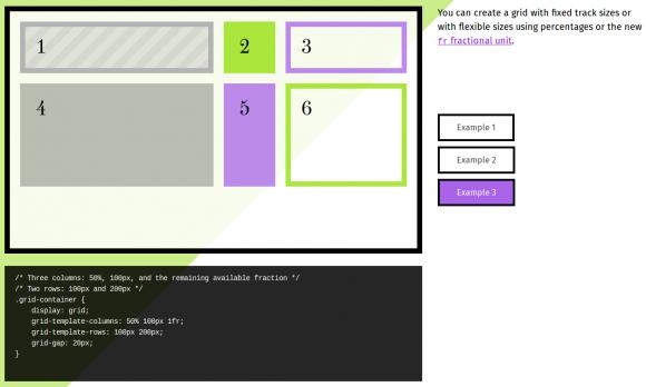 Mozilla erklärt CSS Grid