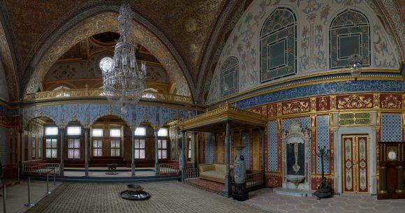 Harem im Topkapi Palast
