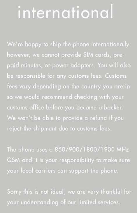 Light Phone International