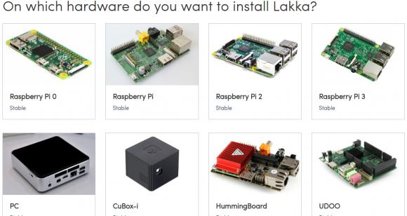 Lakka 2.0 für Raspberry Pi und auch PC