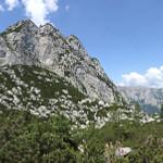 Berchtesgadener Alpen: Klausbachtal, Blaueisgletscher und Purtschellerhaus
