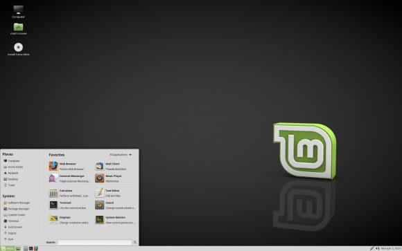 Linux Mint 18.2 MATE (Quelle: linuxmint.com)