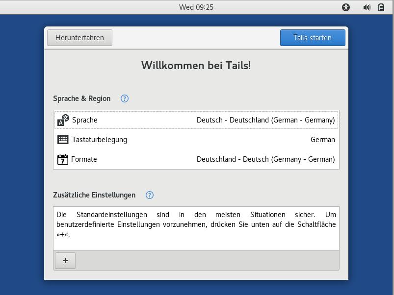 Tails 3 0 (Debian 9 Basis), Linux Mint 18 2 Beta KDE / Xfce