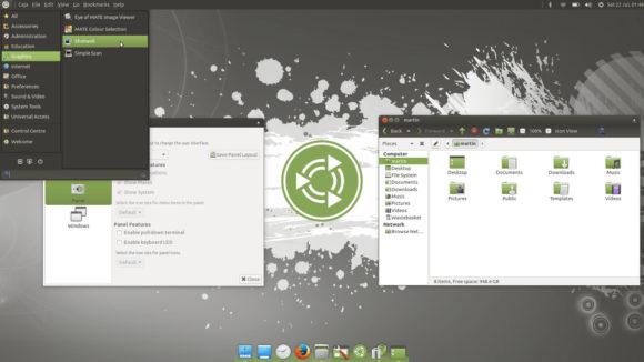 Cupertino (Quelle: ubuntu-mate.org)
