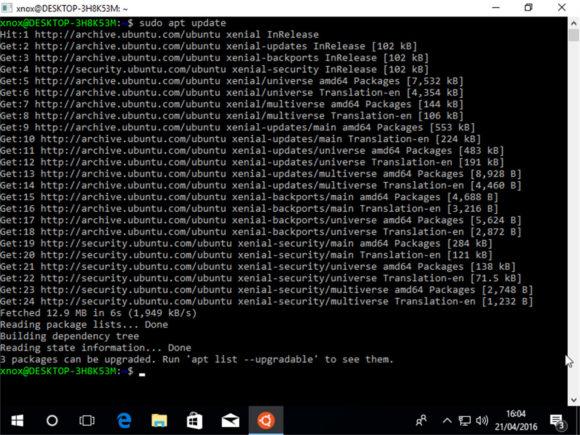 Ubuntu für Windows (Quelle: microsoft.com)