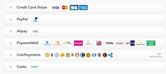 Zahle PureVPN mit Krypto-Währung