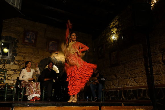 Authentische Flamenco Show