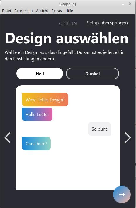 Welches Design hätten's denn gerne?