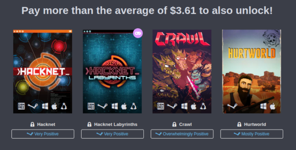 Das Humble Down Under Bundle