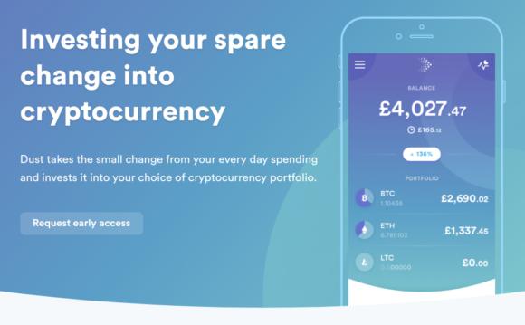 Dust macht aus Kleingeld oder Wechselgeld Bitcoin, Litecoin oder Ethereum