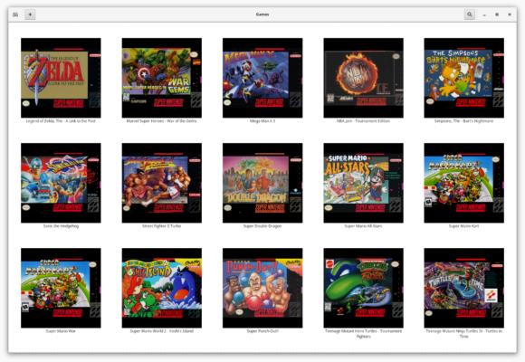 GNOME Games 3.26 in Linux Mint 18.3 mit dem Theme Adwaita GTK (Quelle: linuxmint.com)
