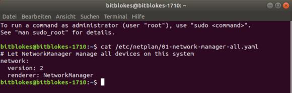 netplan ersetzt ifupdown