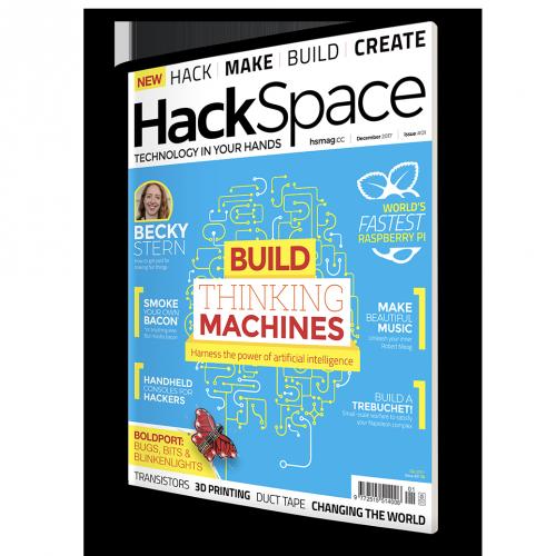 HackSpace erscheint am 23. November (Quelle: raspberrypi.org)
