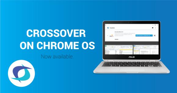CrossOver für Chrome OS ist da! (Quelle: codeweavers.com)