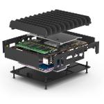Fitlet2: Hübscher, lüfterloser Rechner mit Linux Mint