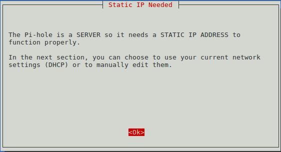 Statische IP-Adresse