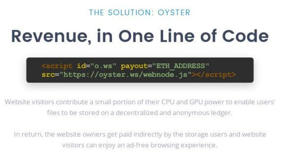 Oyster will die Werbung im Internet umkrempeln