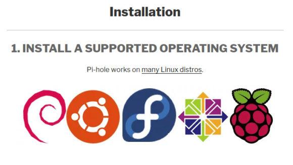 Der Adblocker ist zu vielen Linux-Distributionen kompatibel