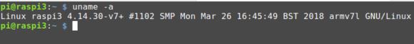 Raspberry Pi läuft nun mit Linux-Kernel 4.14