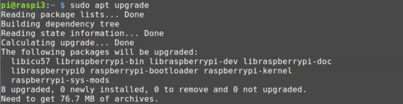 Neuer Linux-Kernel für den Raspberry Pi und Raspbian