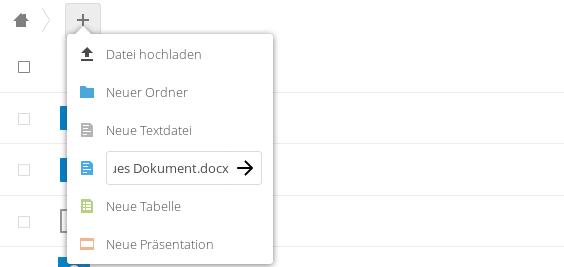 Collabora Online: neue Dokumente per Standard als OOXML anlegen