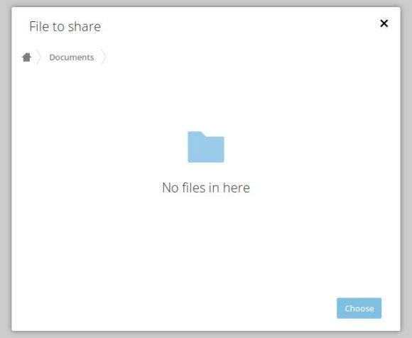 Bei Nextcloud Talk 4.0 vermisse ich die Dateien