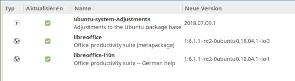 LibreOffice 6.1.1 bereits als PPA verfügbar