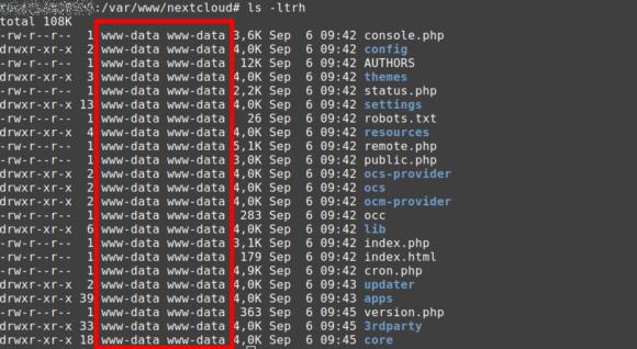 Die Dateien dem Webserver überschreiben