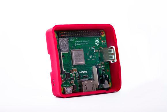 Gehäuse für den Raspberry Pi 3 A+(Quelle: raspberrypi.org)
