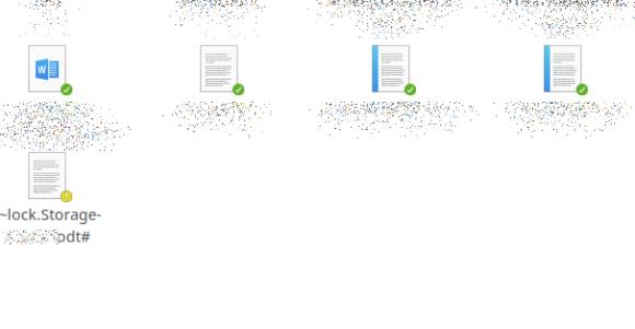 Die Lock-Datei wird nicht hochgeladen