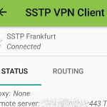 OpenVPN ist gesperrt und nun? SSTP hilft oftmals!
