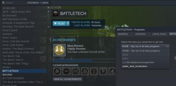 Battletech Localization - auf Deutsch umstellen