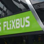 Am Flughafen in Krakau ins Flixbus WLAN eingewählt