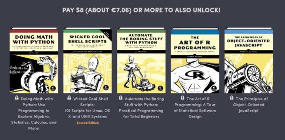 Ab 8 US-Dollar gibt es ein cooles Buch für Shell-Skripte